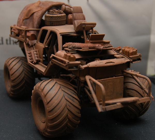 MadMaxModels.com: SPAZ's Mad Max Truck